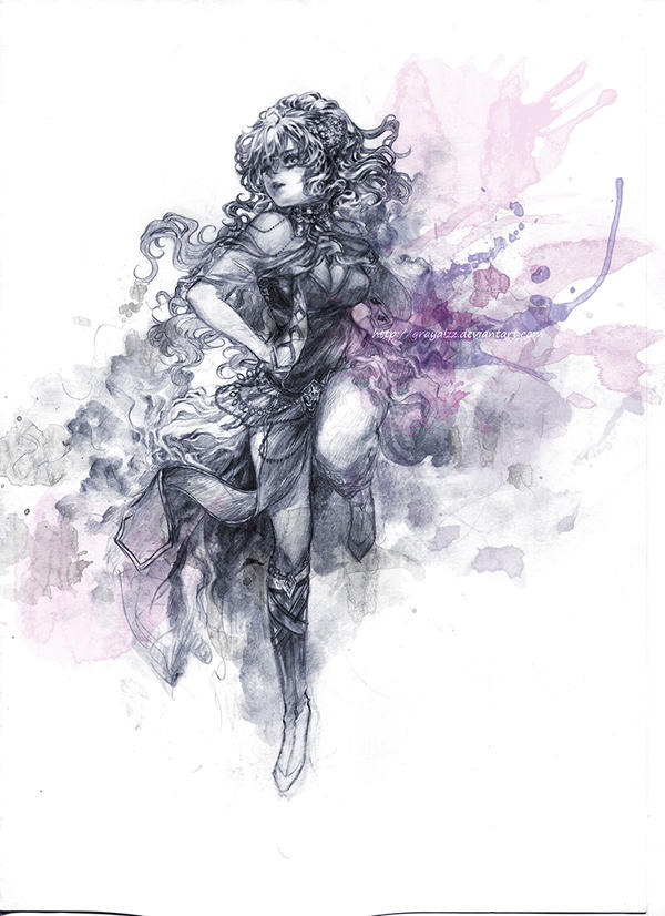 C:: Uthelia Zyrano by Grayalzz