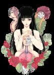 Anime Render #13 -Nakahara Sunako (The Wallflower)