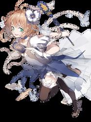 Cardcaptor Sakura Render #2 by ditzydaffy
