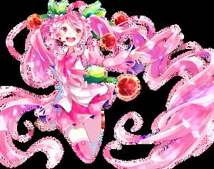 Hatsune Miku Render #4