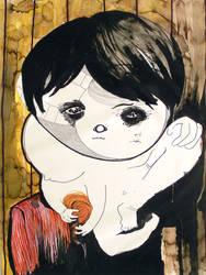 Pom L enfant de l interieur by Baekall