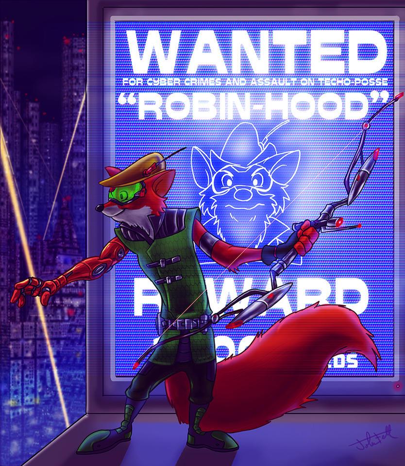 Robin Hood Future by JTF3