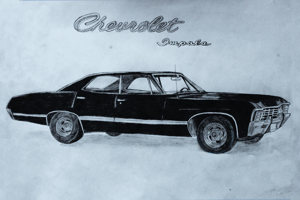 Chevrolet Impala By CARstiel