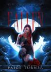 Fallen | Premade Book Cover (Wattpad)