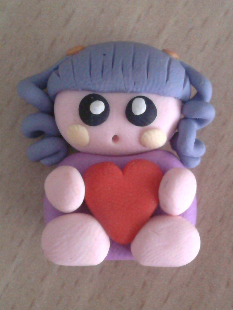 Baby love fimo by bimbalove81