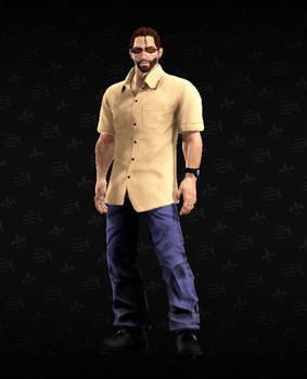 Saints Row: The Third - Original Character