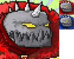 Clunk Pixel Art Custom Skin