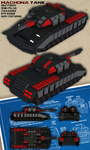 Machona tank