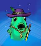 Ghost pimp fish