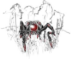Spiderbot by LeetZero