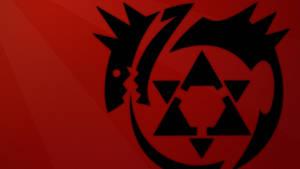 1080p Fullmetal Alchemist Homunculus wallpaper by LeetZero