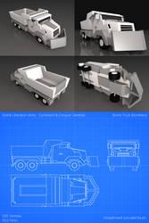 Command and Conquer Generals - GLA Bomb Truck by LeetZero