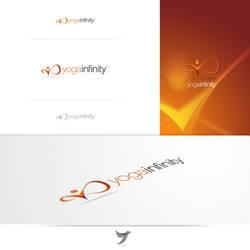YogaInfinity logo by Shewa06