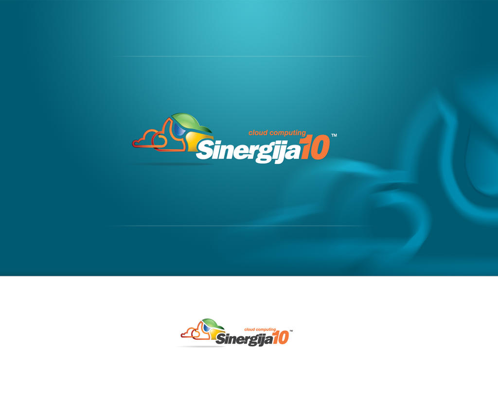 MIcrosoftSinergija10 logo by Shewa06