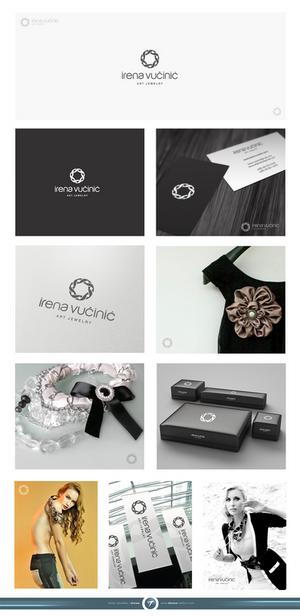 Irena Vucinic Art Jewelry logo