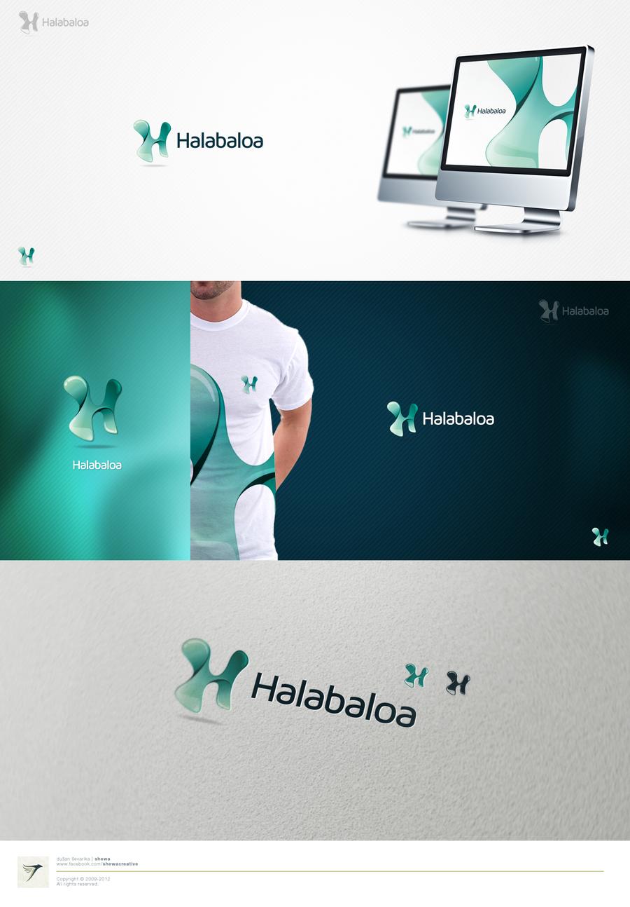 Halabaloa logo by Shewa06