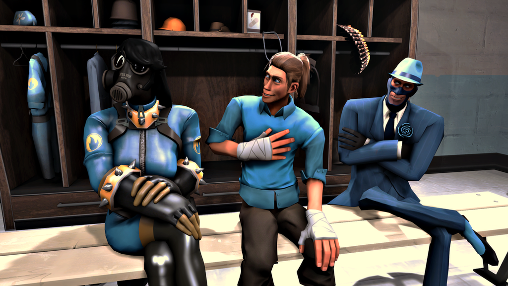 Spikey meet James by DrZestarooni