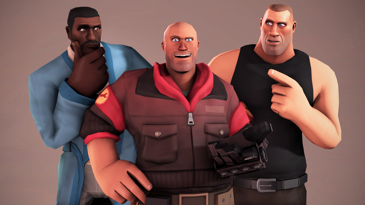Engi and Friends by DrZestarooni