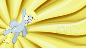Derpy Hooves wallpaper I made :) by poniesfromheaven
