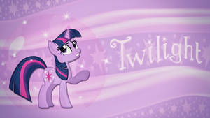Twilight Sparkle wallpaper I made :) by poniesfromheaven