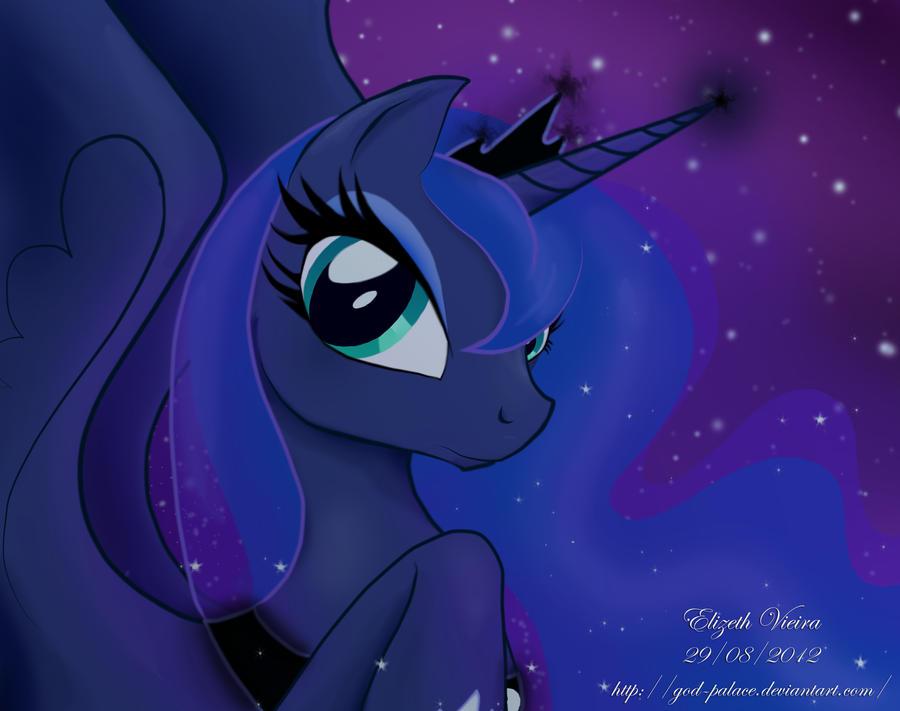 Moon Pony by God-Palace