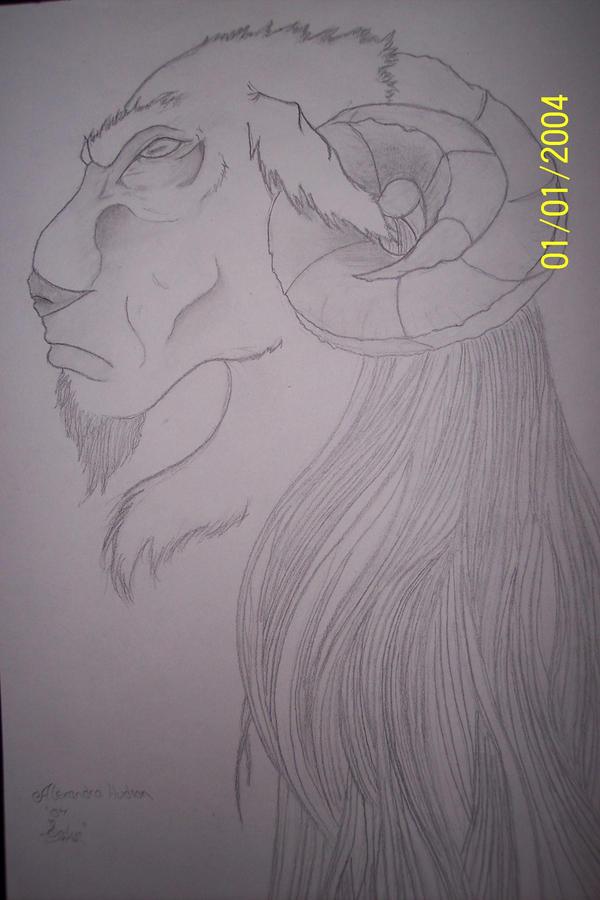 Satyr by Satanic666pride
