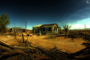 Ghost Town 4065 by marcialbollinger