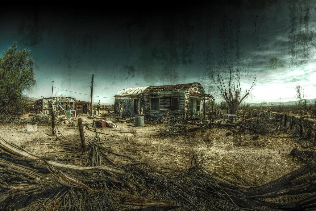 Abandoned Dereliction by marcialbollinger