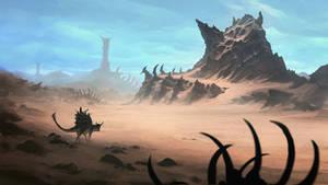 Boneyard Valley
