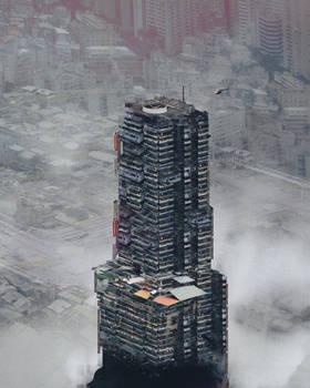 Slum Skyscraper