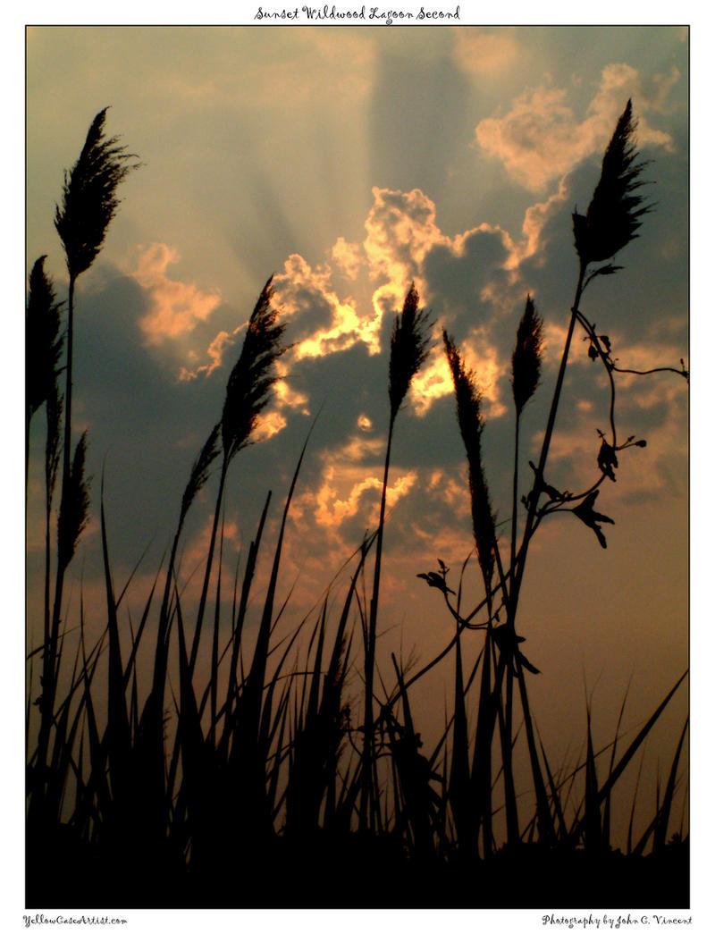 Sunset Wildwood Lagoon Second by yellowcaseartist