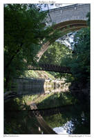 Bridges in bridges by yellowcaseartist