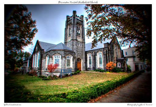 Princeton United Methodist Chu