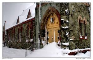 no church this sunday by yellowcaseartist