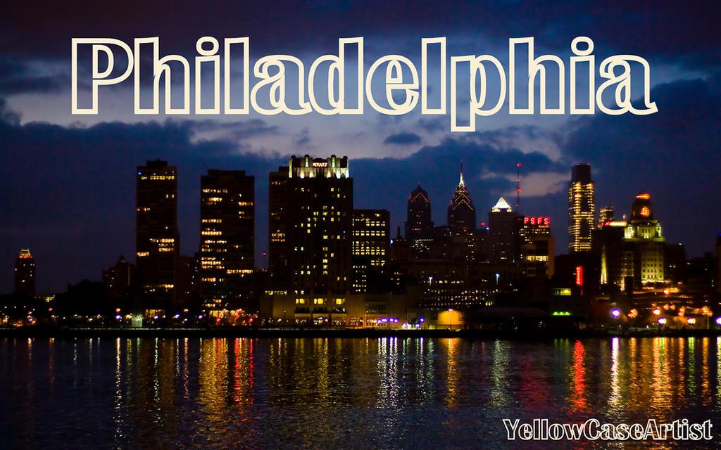 philadelphia skyline wallpaper - photo #22