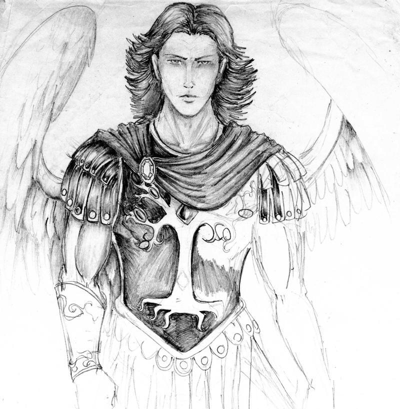 Arcangel Miguel By Silentqueen On Deviantart