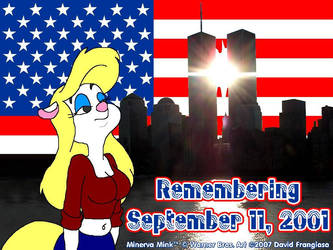 Remembering September 11th by tpirman1982