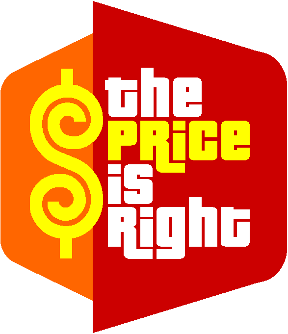 The Price is Right logo 2007 by tpirman1982 on DeviantArt