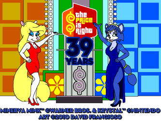 Mink TPIR 39th Season Premiere by tpirman1982