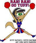Cheerleader Kitty Katswell