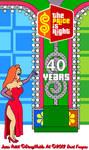 Jessica Rabbit Celebrates Price is Right 40 Years