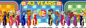 Minerva Celebrates The Price is Right 43rd Season by tpirman1982