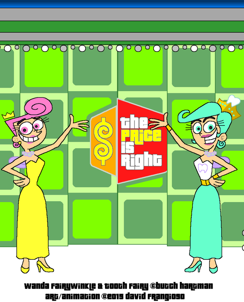 The fairly oddparents price is right by tpirman