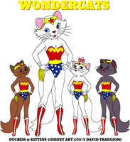 Wondercats by tpirman1982