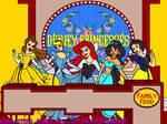 Disney Princesses on Family Feud