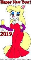 Minerva New Year 2019 by tpirman1982
