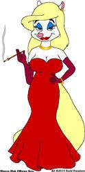 Lady Mink by tpirman1982