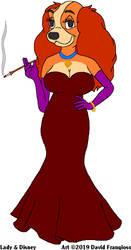 Classy Lady by tpirman1982