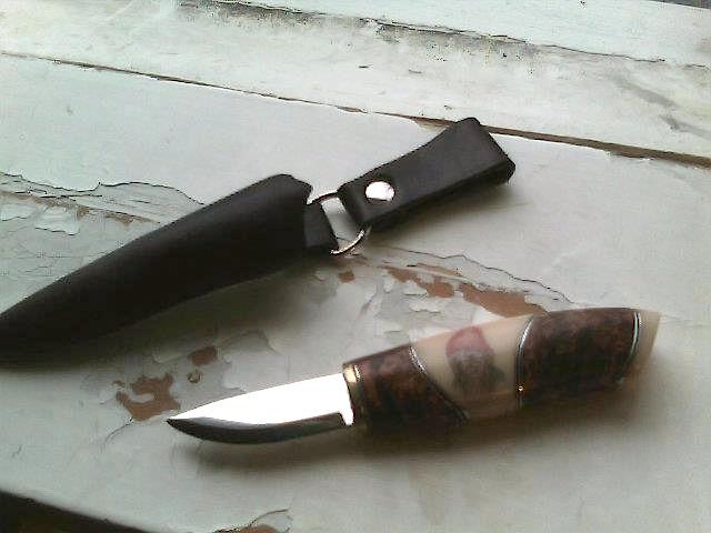 Messer-Schopp Handgemachte Messer nach Wunsch