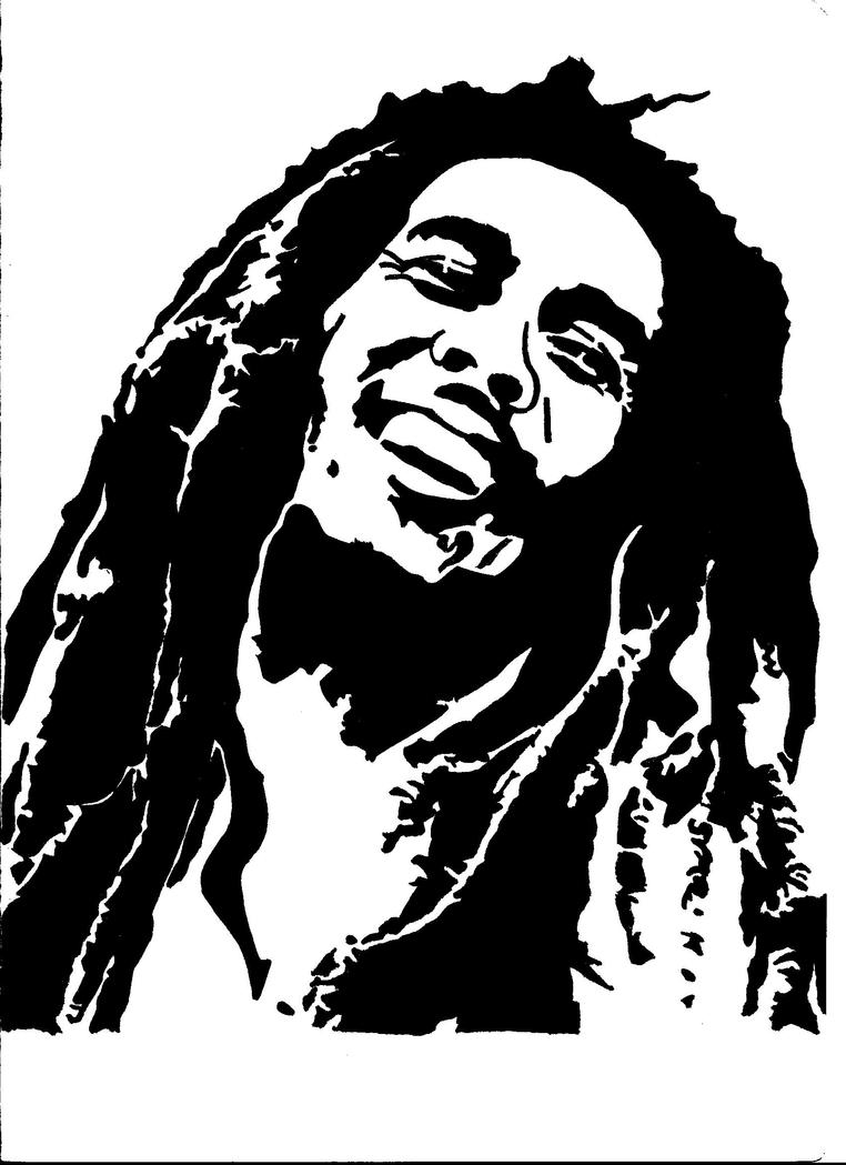 Bob Marley by zzgeorge...